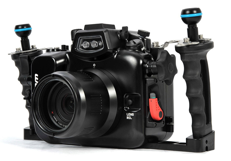 17709 NA-GH4 housing for Panasonic Lumix GH4 camera
