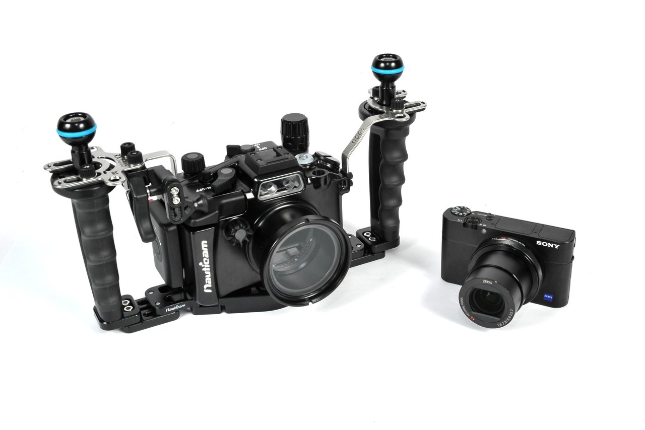 NA-RX100mk V Pro Package for Sony RX100 MkV