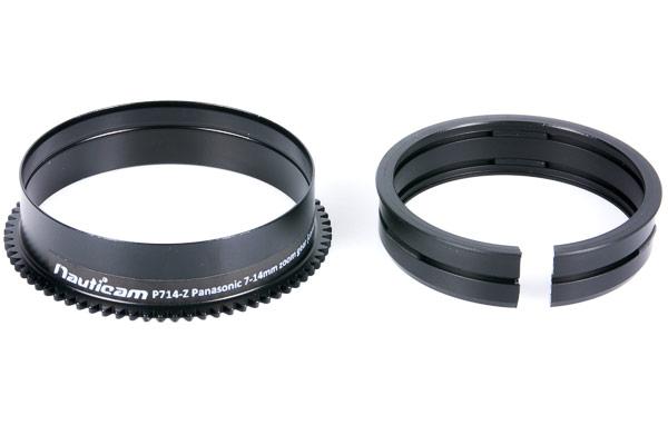 36058 PL1260-Z Zoom Gear for Panasonic LEICA DG V-E 12-60mm