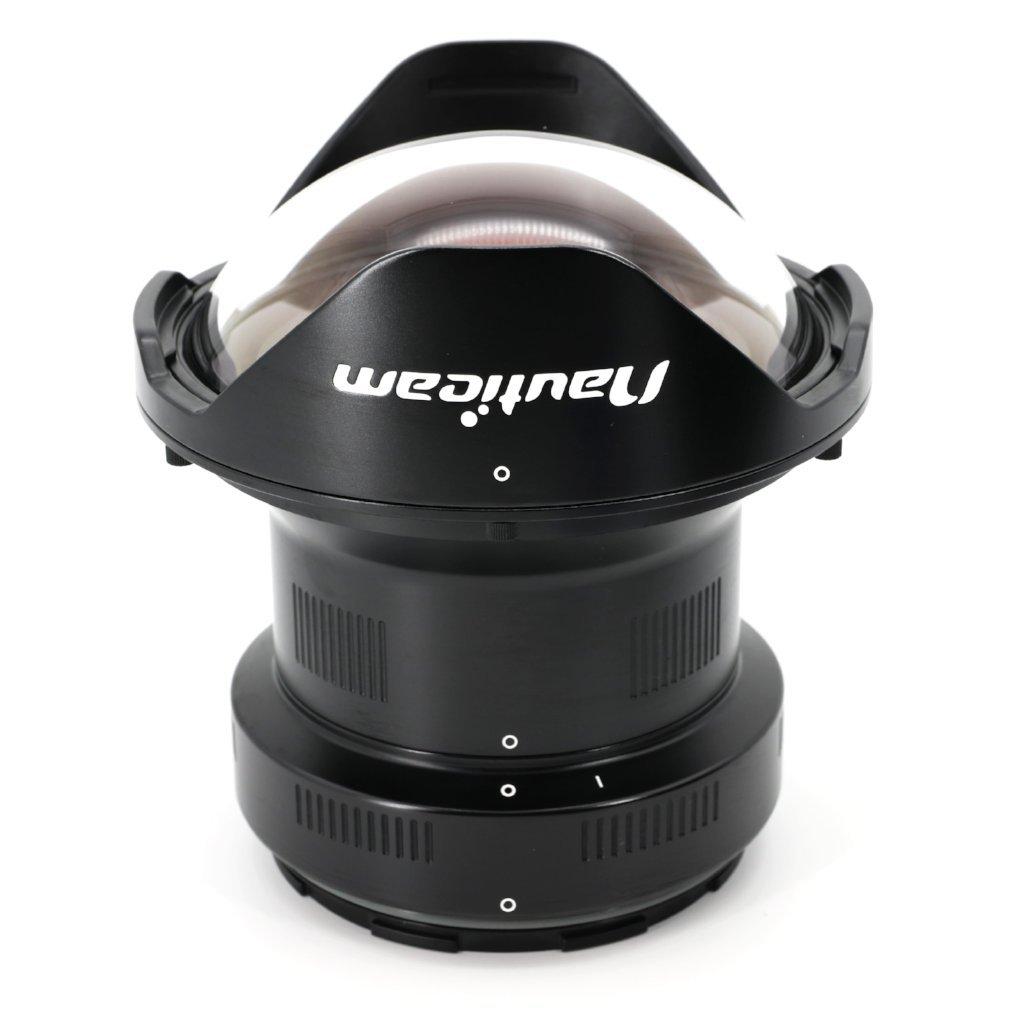 85201  N100 0.36x Wide Angle Conversion Port (for Full Frame 28mm lens)