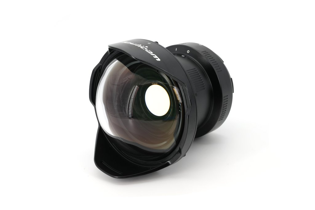 85201  N100 0.36x Wide Angle Conversion Port (for Full Frame 28mm lens)