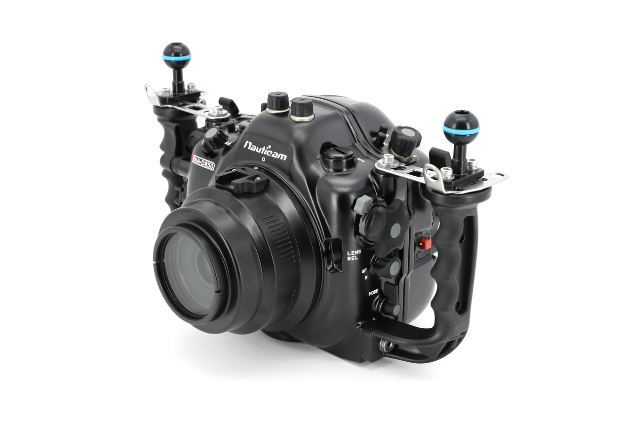 17222 NA-D850 Housing for Nikon D850