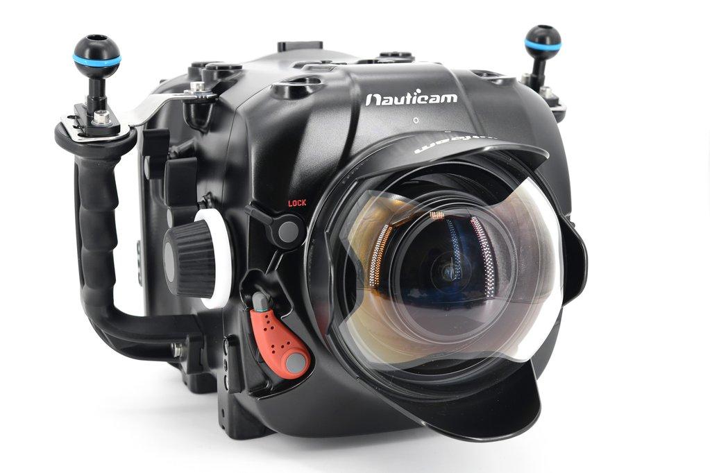 16113 Nauticam C200 Housing for Canon EOS C200 Digital Cinema Camera