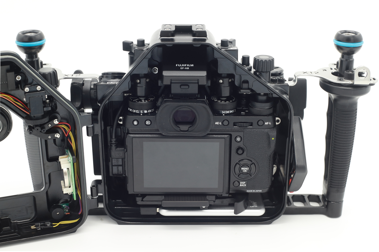 17152 NA-XT2 Housing for Fujifilm X-T2 Camera