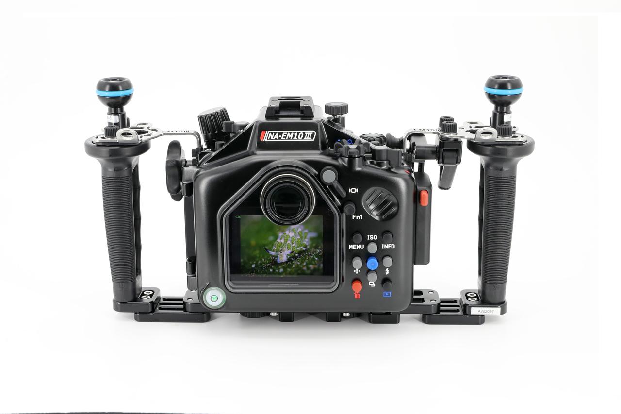17813 NA-EM10III Housing for Olympus OM-D E-M10 III Camera