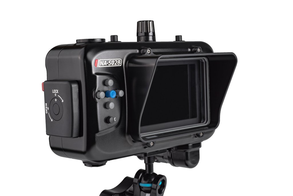 17920 NA-502B-S FOR SMALLHD 502 BRIGHT MONITOR WITH HDMI 1.4 input support