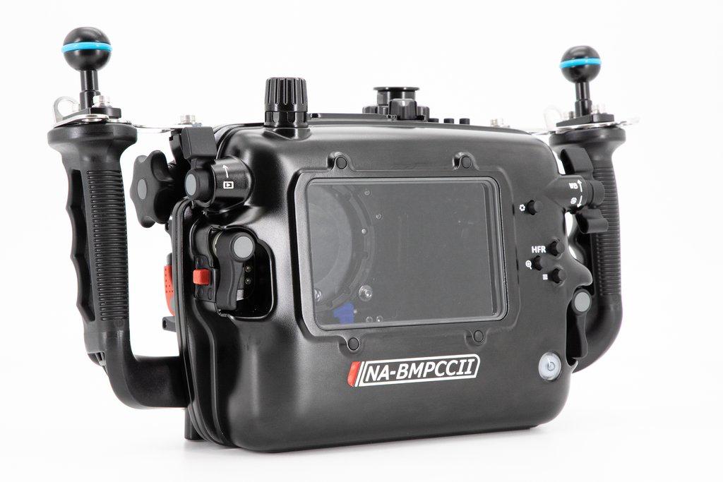 16501 NA-BMPCC II Housing for Blackmagic Pocket Cinema Camera 4k