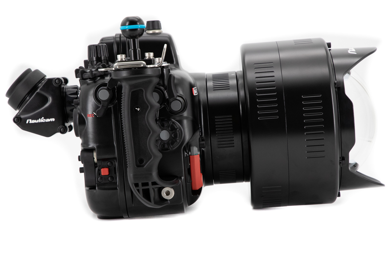 17718 NA-S1R Housing for Panasonic Lumix S1/S1R Camera