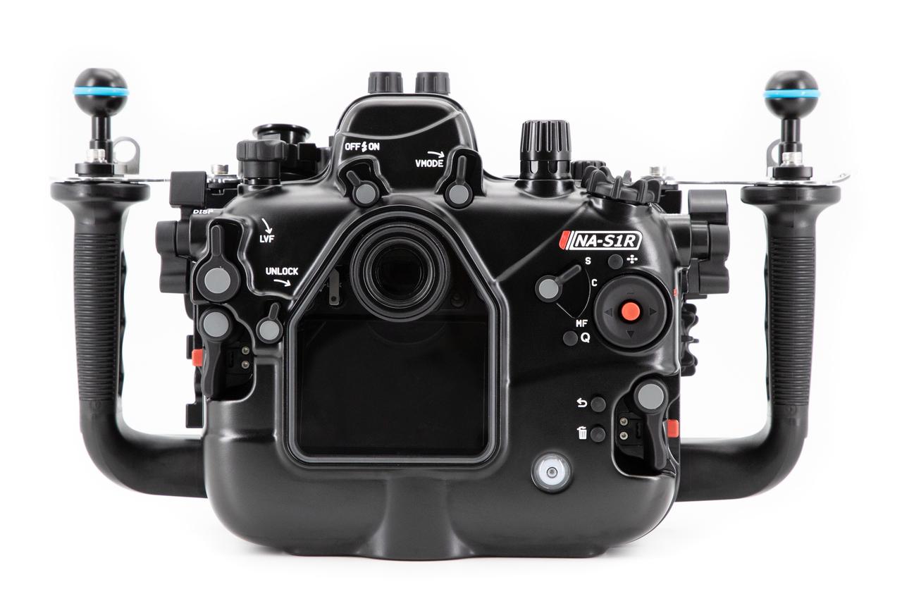 17718 NA-S1R Housing for Panasonic Lumix S1/S1R Camera