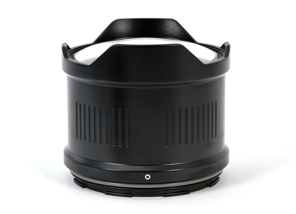 """37122 4"""" wide angle port for Sony FE 35mm F2.8 ZA"""