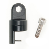 72512 Light Mounting Stem for Fastening on MP clamp