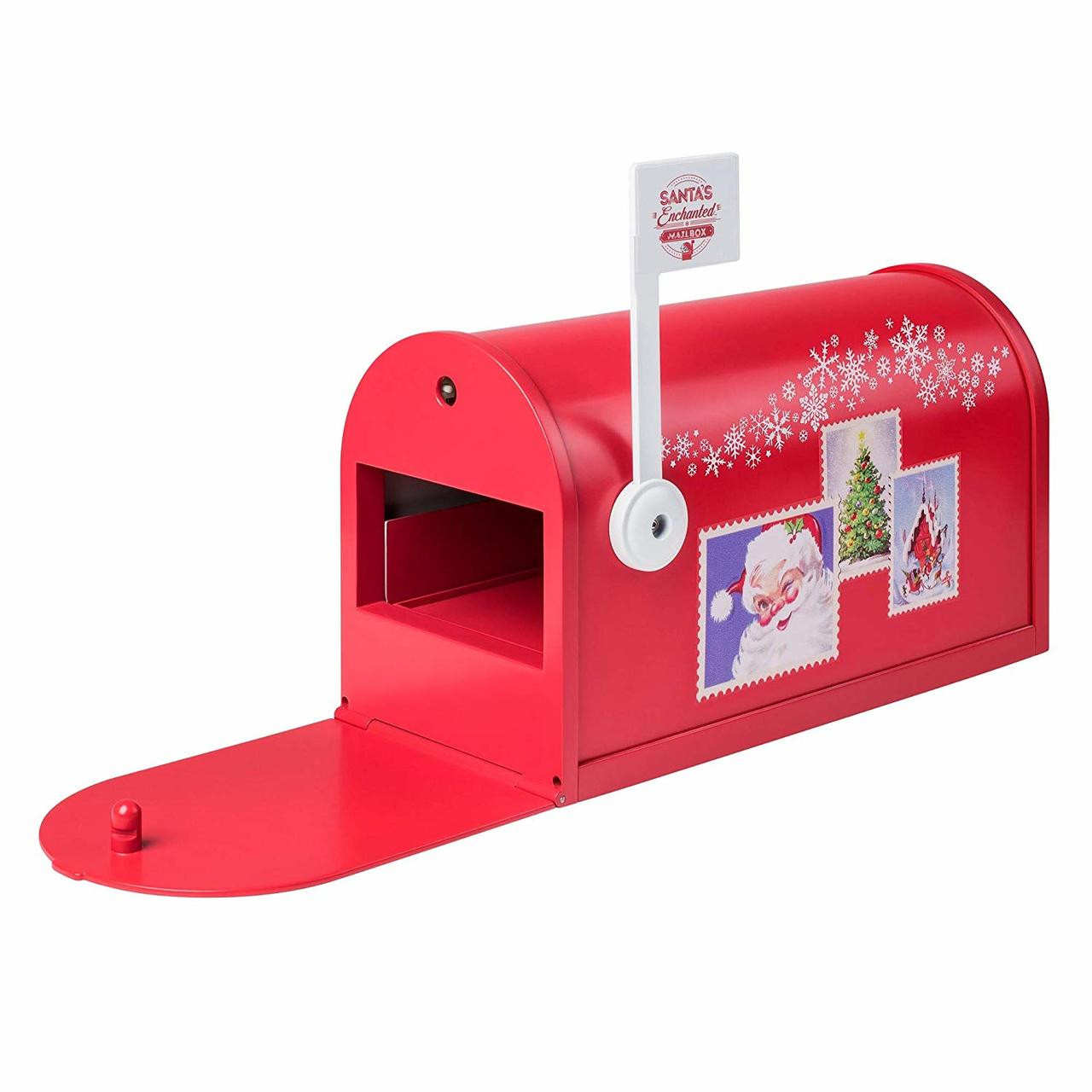 Santa's Enchanted Mailbox