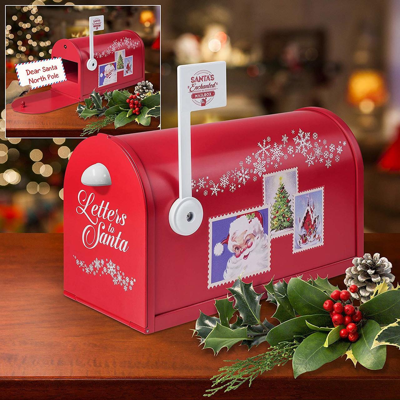 Santa's Enchanted Mailbox