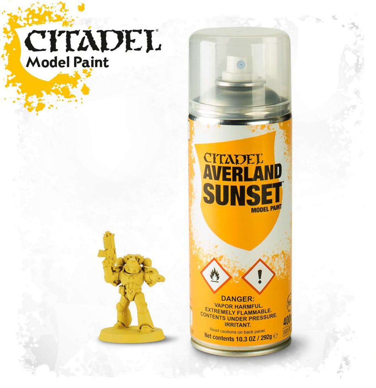 Citadel: Spray Paint - Averland Sunset