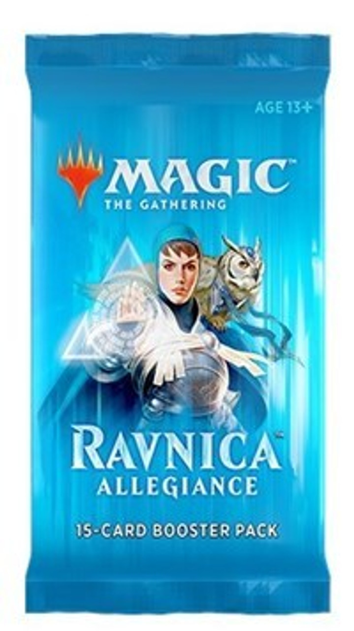 Magic the Gathering: Ravnica Allegiance - Booster Pack