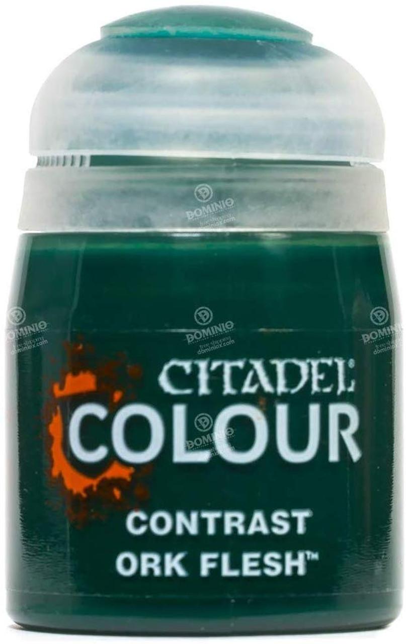 Citadel: Contrast Paint - Ork Flesh (18ml)