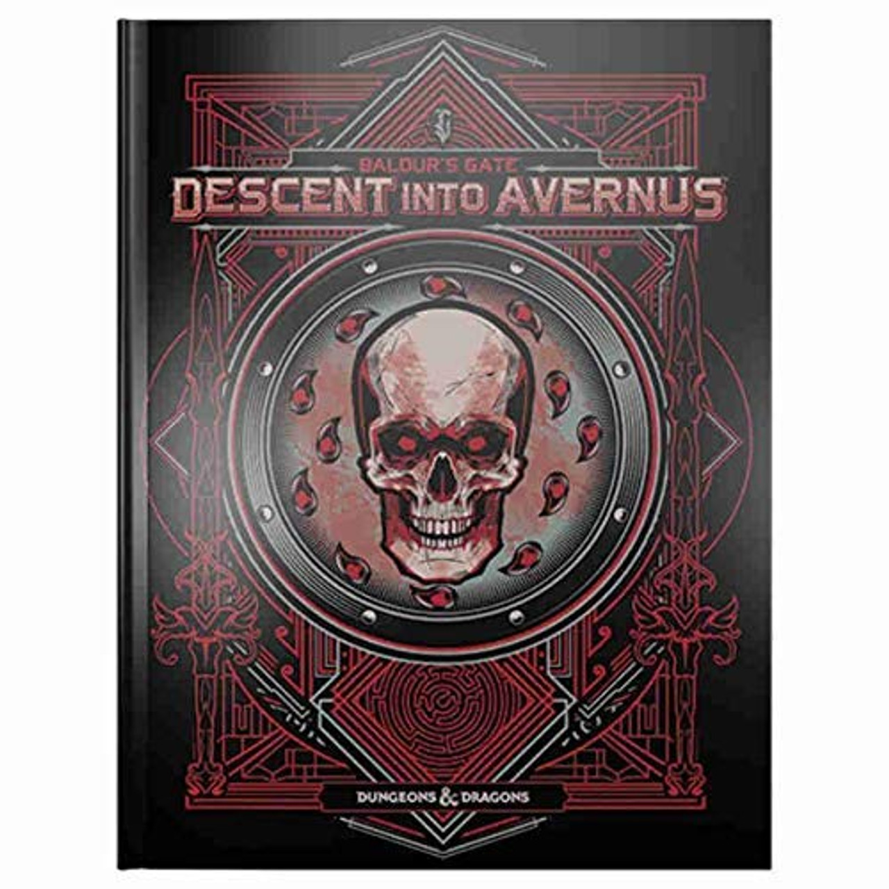 Dungeons & Dragons Baldur's Gate: Descent Into Avernus (Alternate Cover)