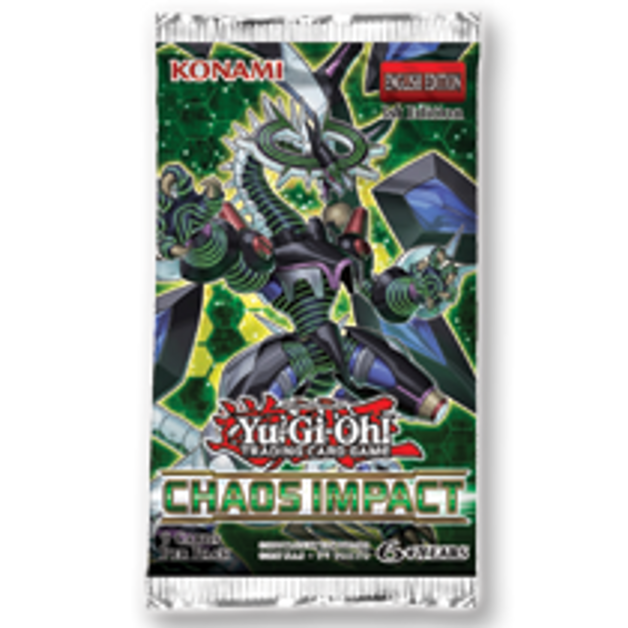 Yu-Gi-Oh! Chaos Impact - Booster Pack
