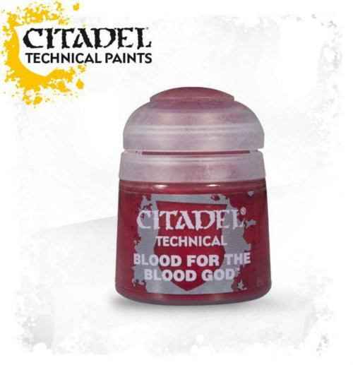 Citadel: Technical Paint - Blood for the Blood God (12ml)