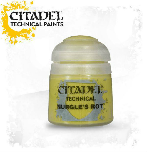 Citadel: Technical Paint - Nurgle's Rot (12ml)