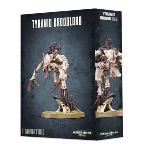 Warhammer 40K: Tyranid - Broodlord