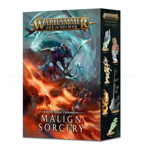 Warhammer Age of Sigmar: Malign Sorcery - Battle Magic Expansion