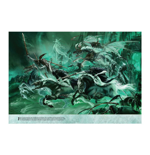 Warhammer Age of Sigmar: Death Battletome - Nighthaunt (Hardcover)