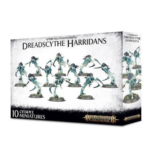 Warhammer Age of Sigmar: Nighthaunt - Dreadscythe Harridans