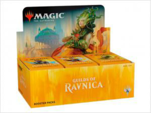Magic the Gathering:: Guilds of Ravnica - Booster Box