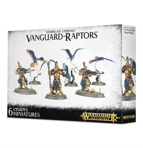 Warhammer Age of Sigmar: Stormcast Eternals Vanguard - Raptors