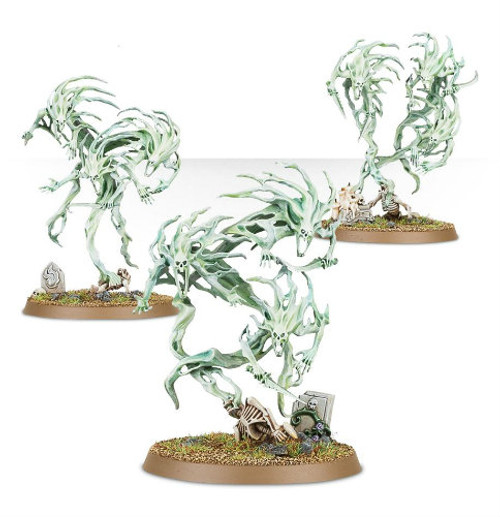 Warhammer Age of Sigmar: Nighthaunt - Spirit Hosts