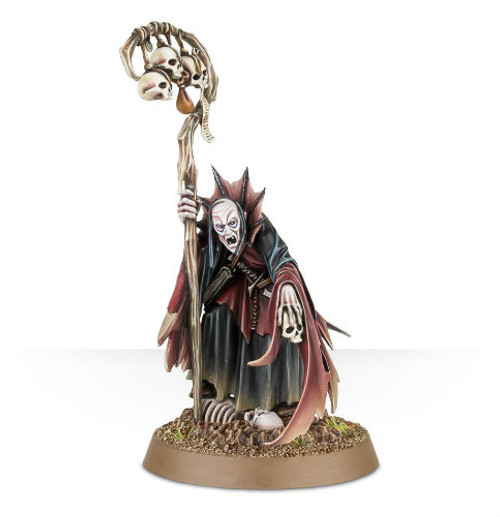 Warhammer Age of Sigmar: Deathmages - Necromancer
