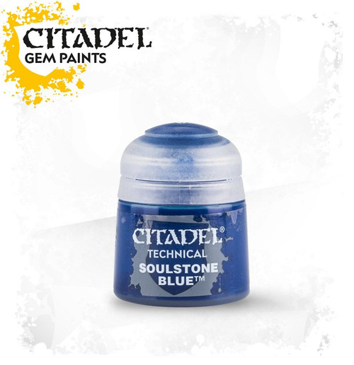 Citadel Technical Paint: Soulstone Blue (12ml)