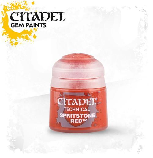 Citadel Technical Paint: Spiritstone Red (12ml)