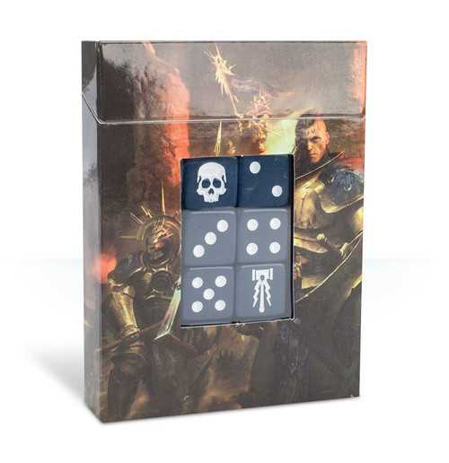 Warhammer Age of Sigmar: Stormcast Eternals - Dice