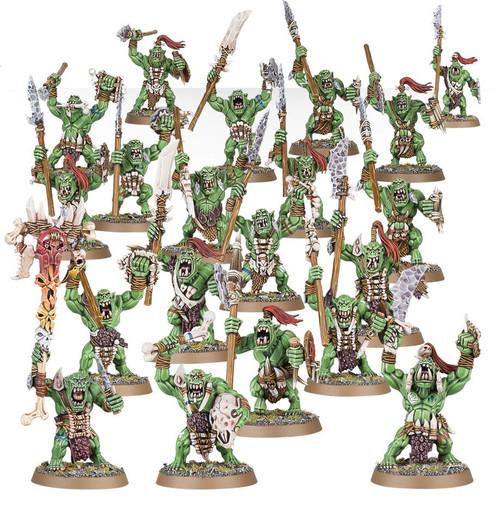 Warhammer Age of Sigmar: Bonesplitterz - Savage Orruks