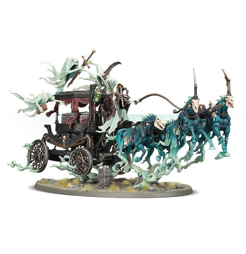 Warhammer Age of Sigmar: Nighthaunt - Black Coach
