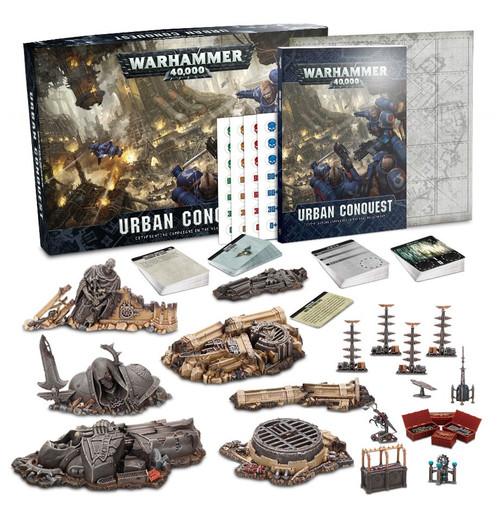 Warhammer 40K: Urban Conquest