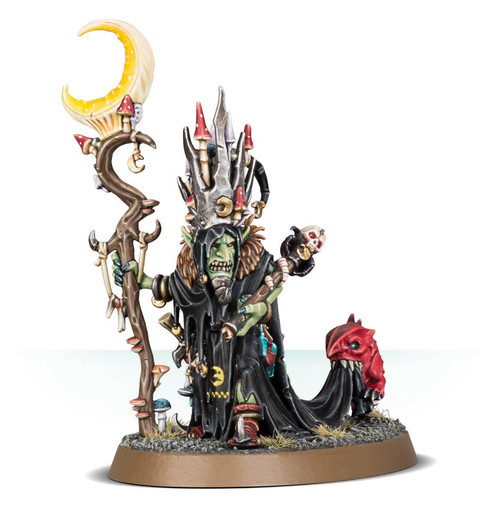 Warhammer Age of Sigmar: Gloomspite Gitz - Skragrott the Loonking