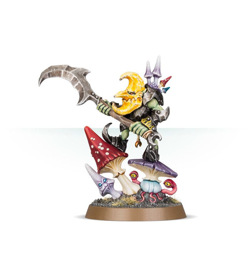 Warhammer Age of Sigmar: Gloomspite Gitz - Loonboss