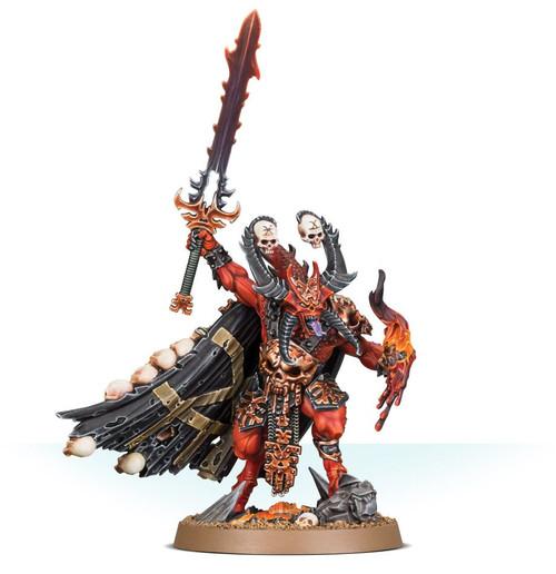 Warhammer 40K/Age of Sigmar: Daemons of Khorne - Skulltaker