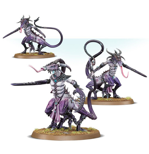 Warhammer Age of Sigmar: Daemons of Slaanesh - Fiends