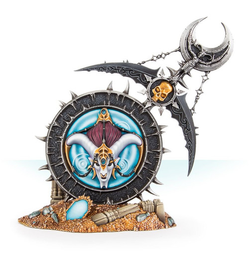 Warhammer Age of Sigmar: Daemons of Slaanesh - Fane of Slaanesh