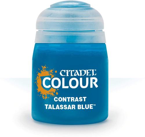Citadel: Contrast Paint - Talassar Blue (18ml)