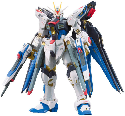 Strike Freedom Gundam: Real Grade - 1/144