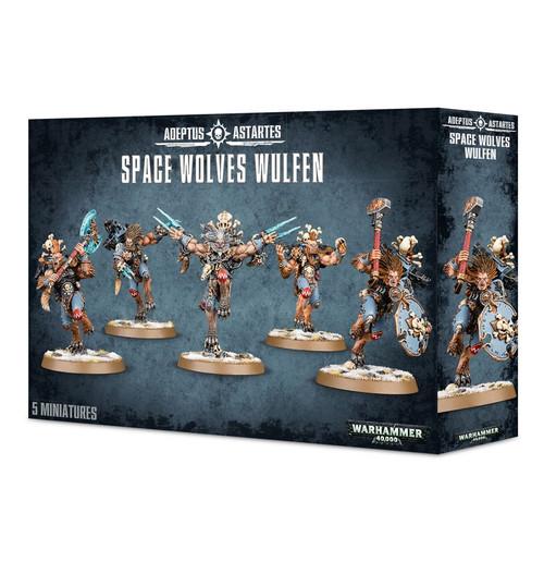 Warhammer 40K: Space Wolves - Wulfen