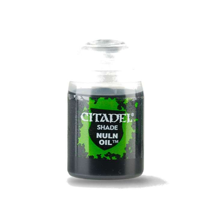 Citadel: Shade Paint - Nuln Oil (24ml)