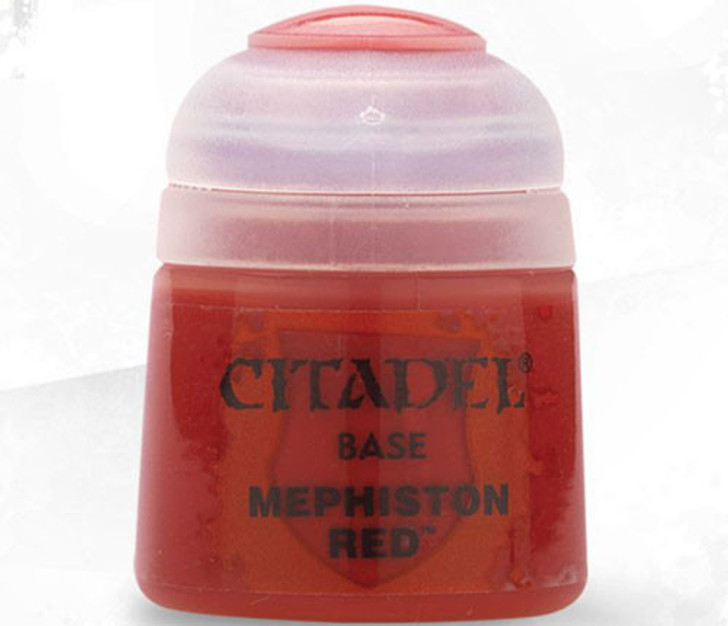 Citadel: Base Paint - Mephiston Red (12ml)