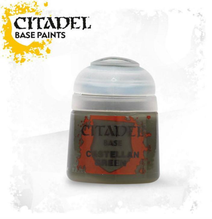 Citadel: Base Paint - Castellan Green (12ml)