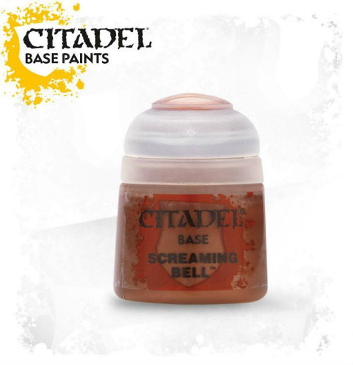 Citadel: Base Paint - Screaming Bell (12ml)